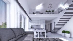 wnętrze domu