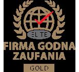 Medal firma godna zaufania 2016